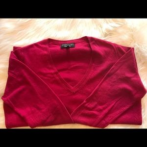 Banana Republic Sweaters - Banana Republic Pink Filpucci Italian Sweater